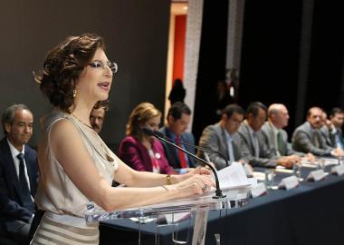 Dra. Mara Nadiezhda Robles Villaseñor en la FIH 2016