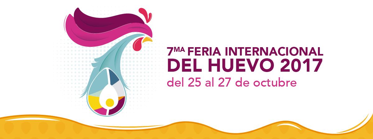 Feria Internacional del Huevo del 25 al 27 de octubre